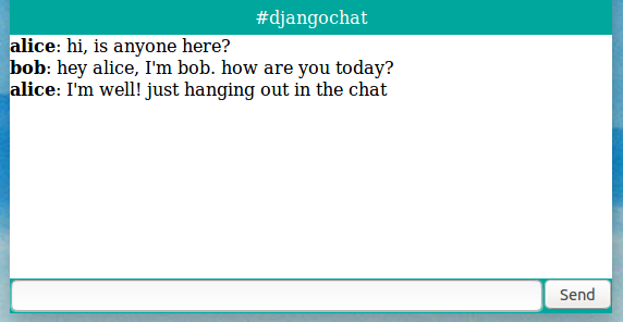 Building a Realtime Chat App With Django and Fanout Cloud